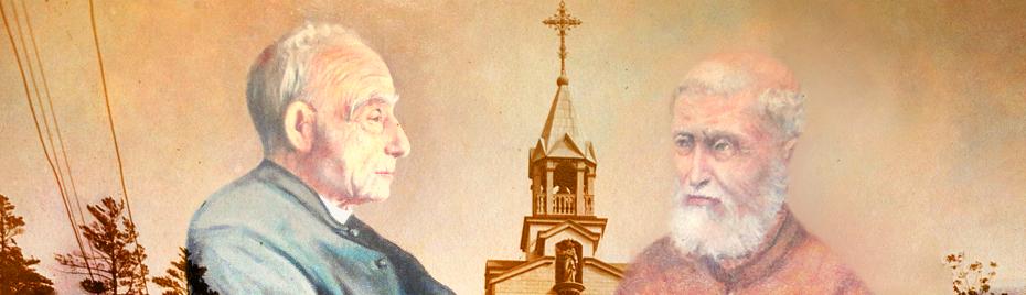 Le bon père Frédéric, un ami de  l'Oratoire