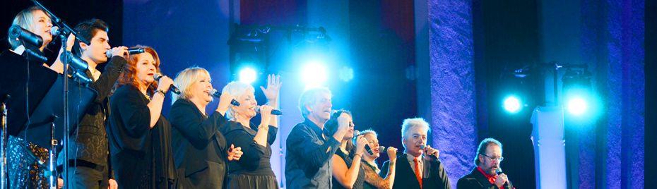 Tout un concert d'étoiles