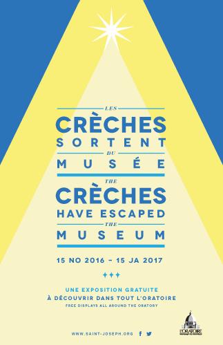 Les crèches sortent du musée