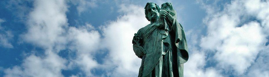 Notre statue de Laliberté