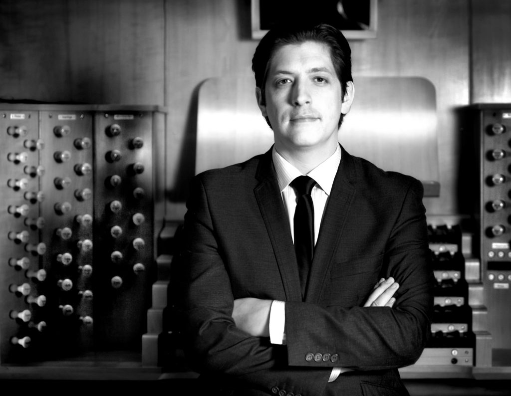 Vincent Boucher organiste