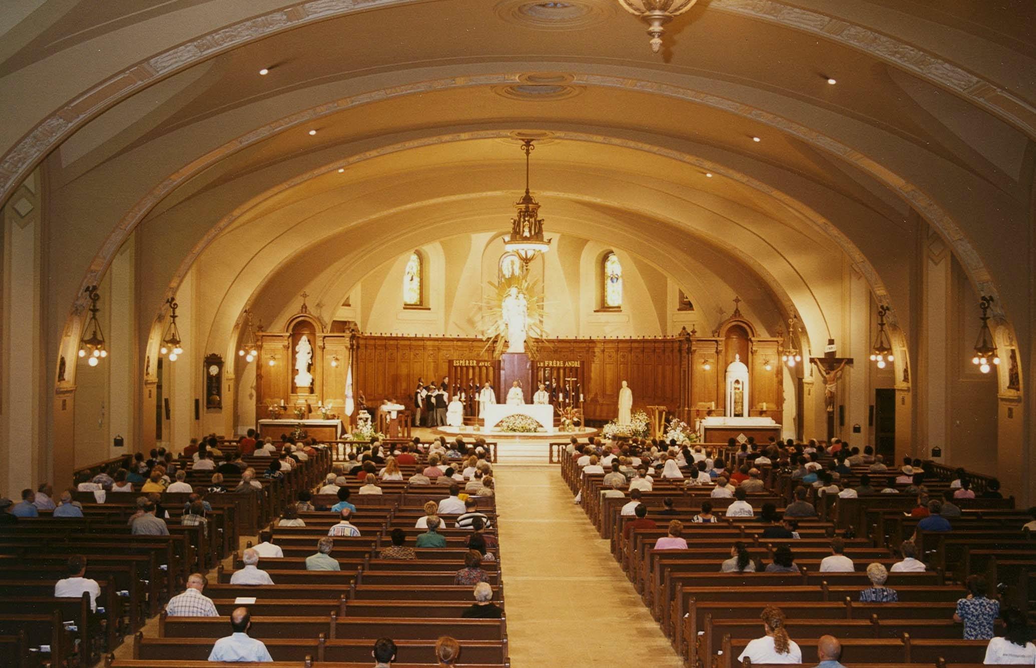 Your Event At The Oratory L Oratoire Saint Joseph Du