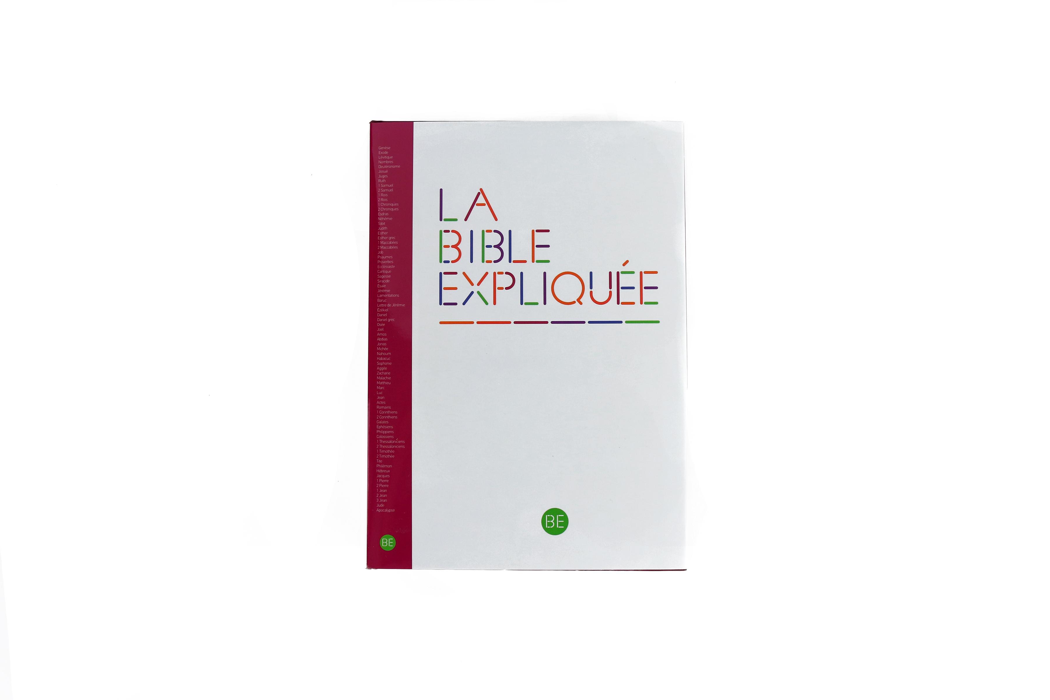 La Bible expliquée / Explained Bible