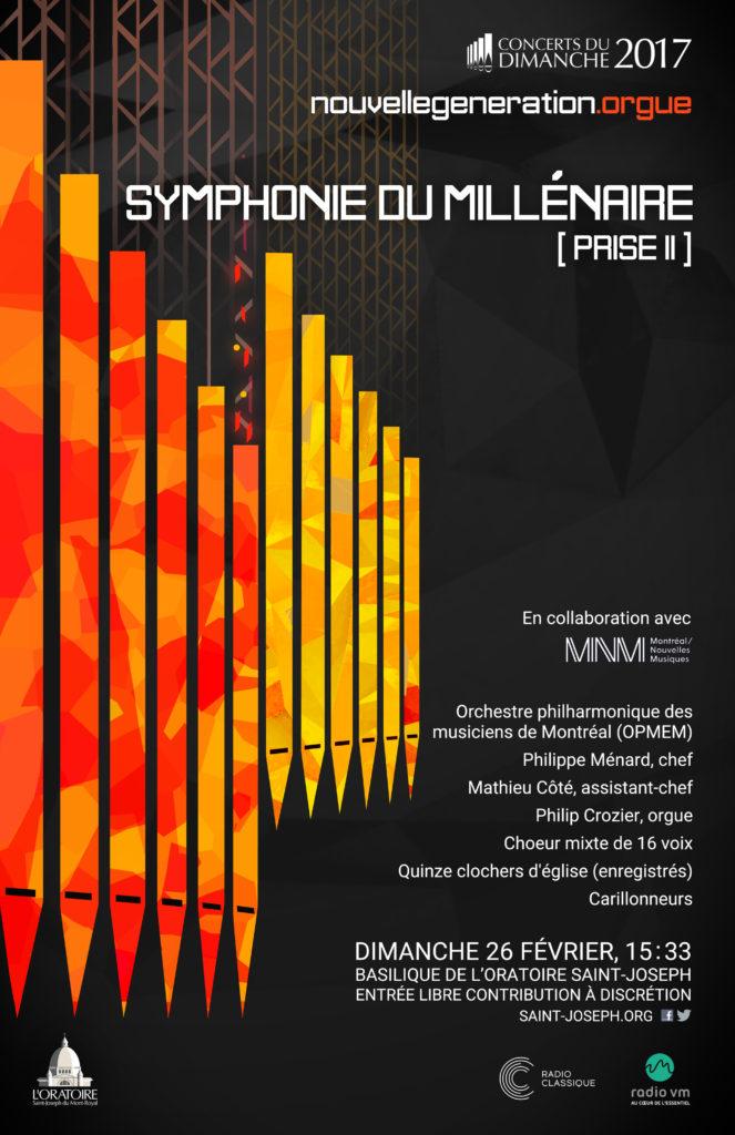 Symphonie du millénaire - Millenium Symphony