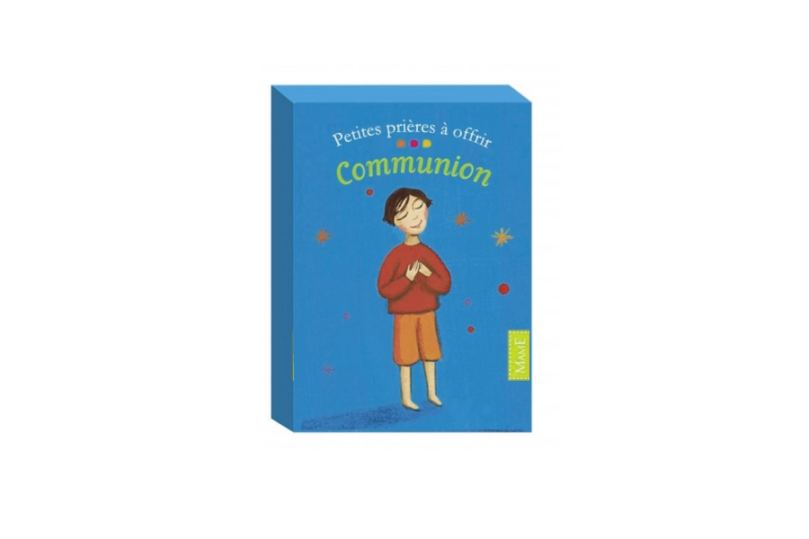 Cartes communion / Illustrated Cards