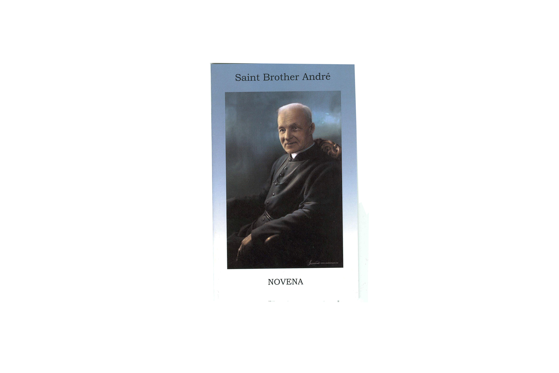 Novena to Saint Brother André / Neuvaine à saint frère André