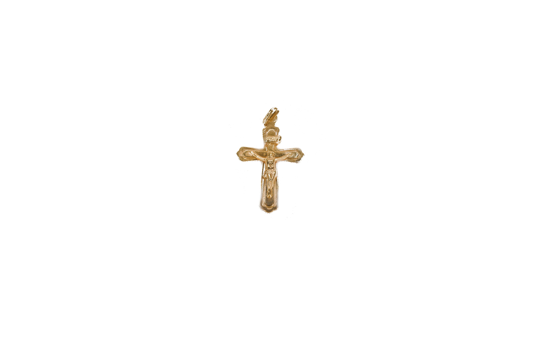 Croix en or / Gold Cross
