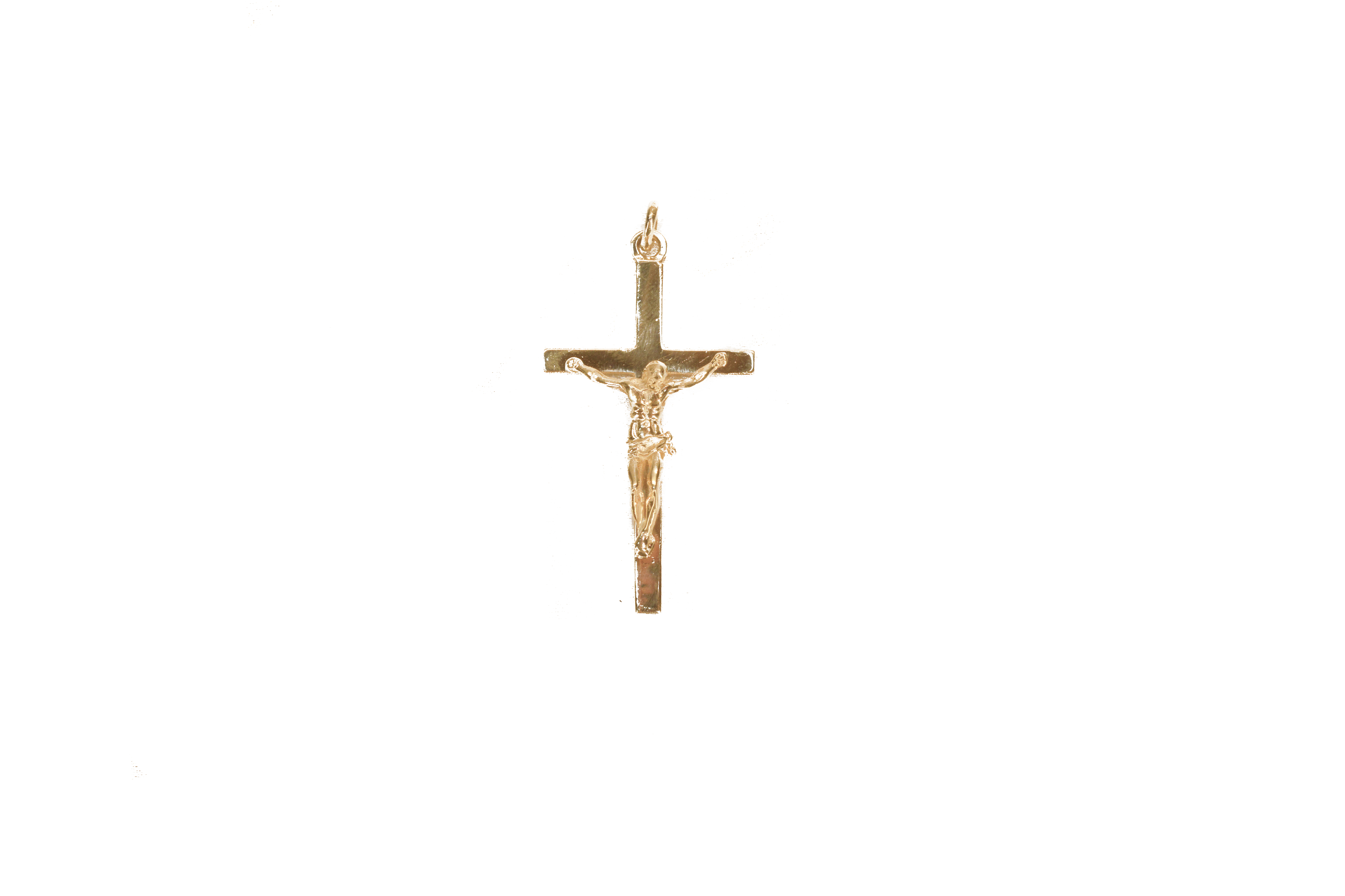 Croix en or 14k / Gold Cross 14k