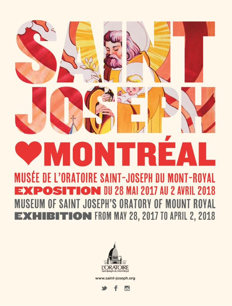 Saint Joseph aime Montréal