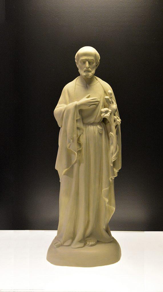 Statuette de saint Joseph plein pied