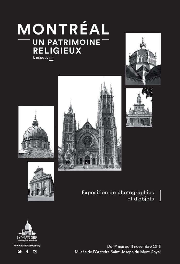 Exposition au Musée de l'Oratoire - Patrimoine religieux