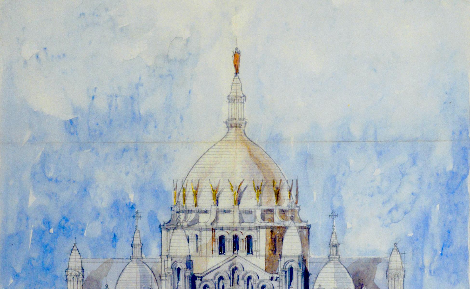 La basilique imaginaire