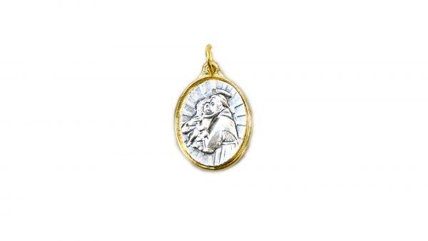 Médaille de saint Antoine / Medal of Saint-Anthony