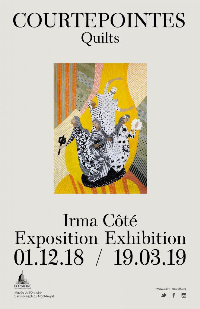 Courtepointes, Irma Côté, Quilts