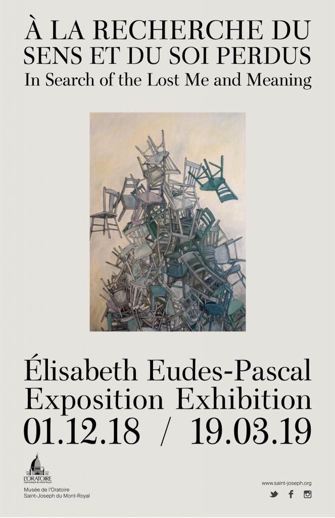 À la recherche du soi et du sens perdus, Élisabeth Eudes-Pascal, Searching for a Lost Meaning and a Lost Self