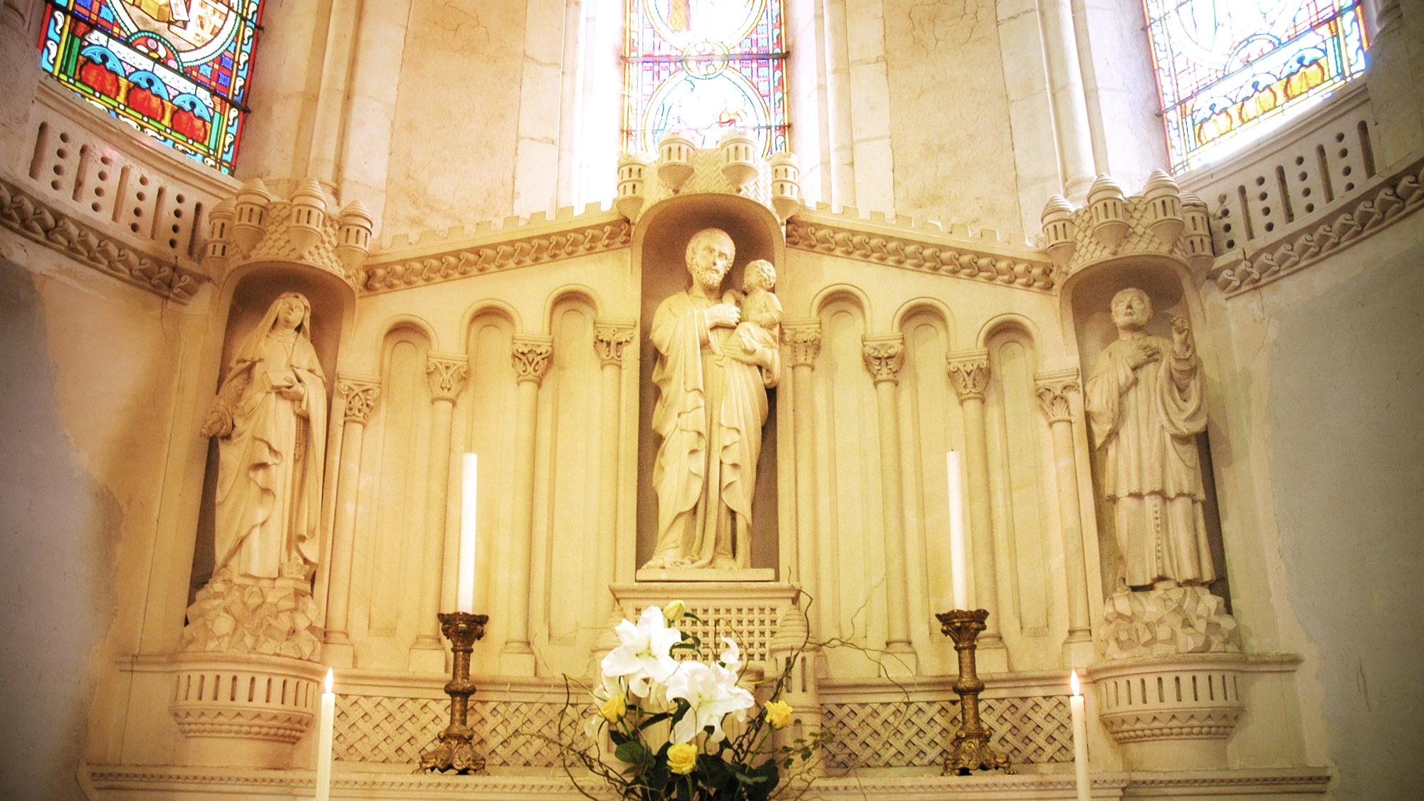 Saint Joseph vu par le bienheureux Basile Moreau