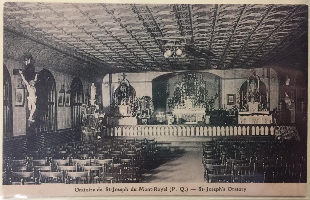 Chapelle d'origine
