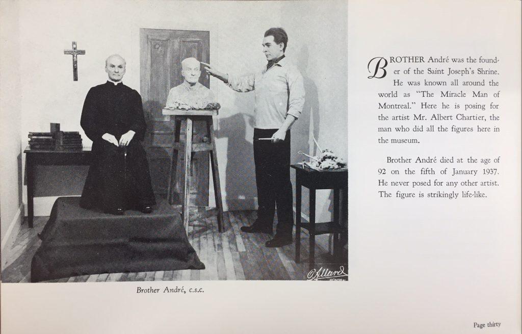 Illustrated Souvenir of the Wax Museum, Musée historique canadien Limitée, Centre d'archives et de documentation Rolland-Gauthier.