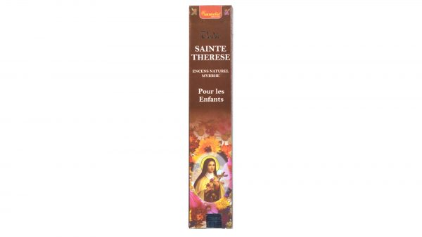Encens bâtonnets sainte Thérèse