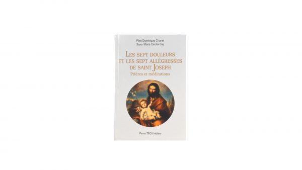 Sept douleurs et sept allégresses de saint Joseph
