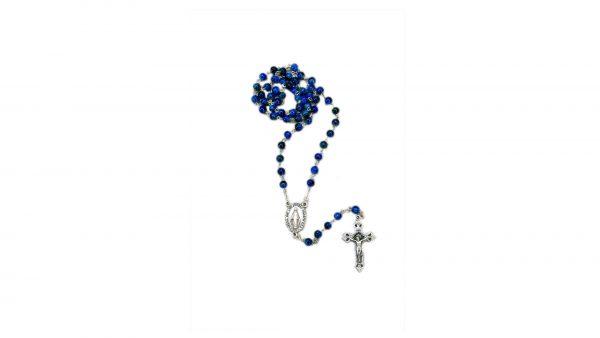 Chapelet bleu / blue rosary