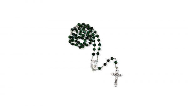 Chapelet vert / Green ''lume'' rosary