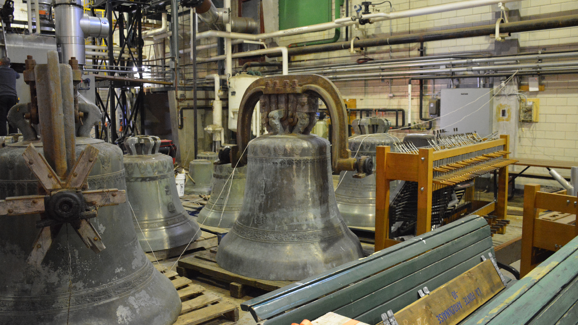 Update on Saint-Joseph's Oratory's Carillon…