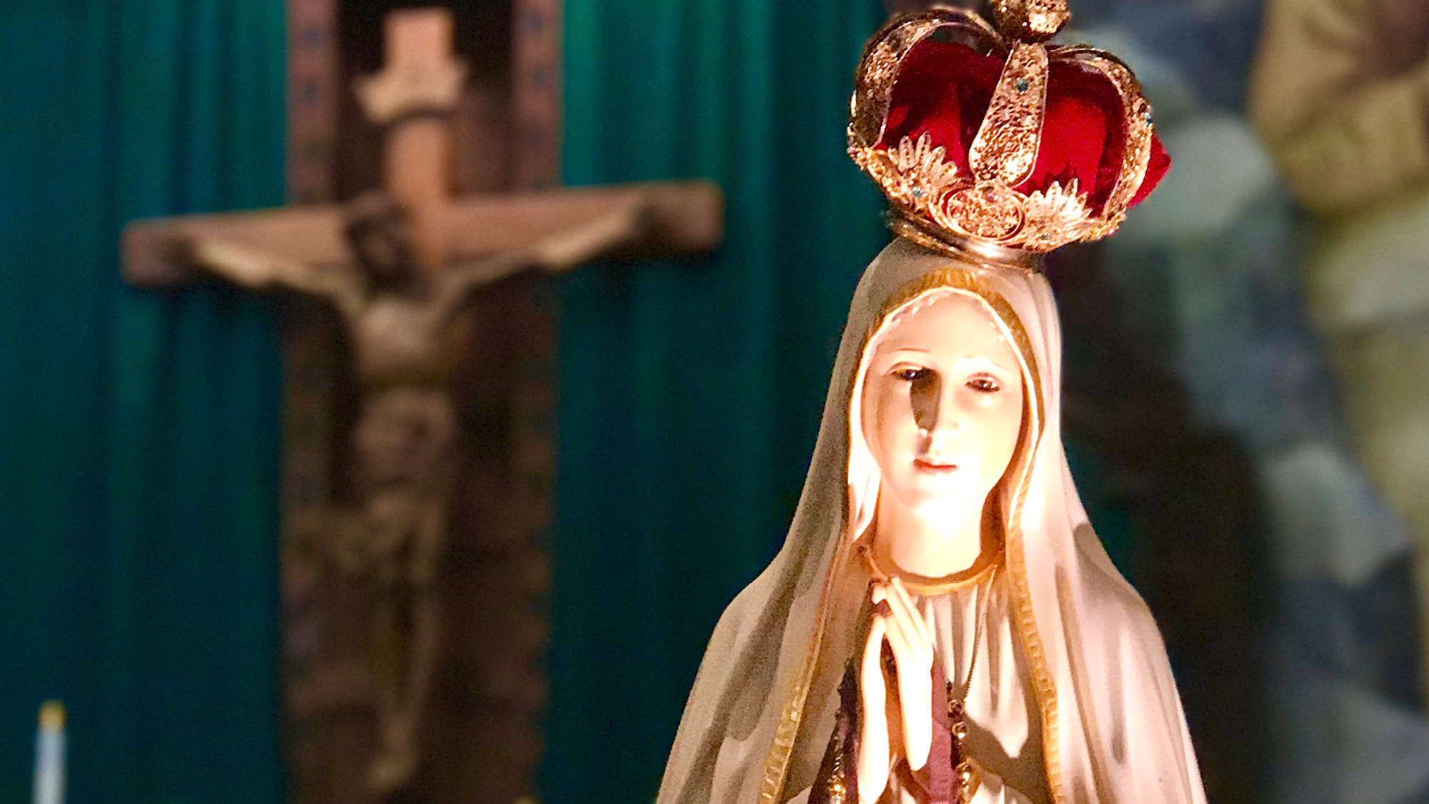 Do Not be Afraid Says Our Lady of Fatima