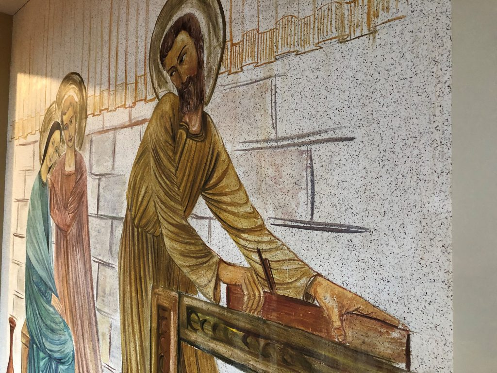 Saint Joseph artisan
