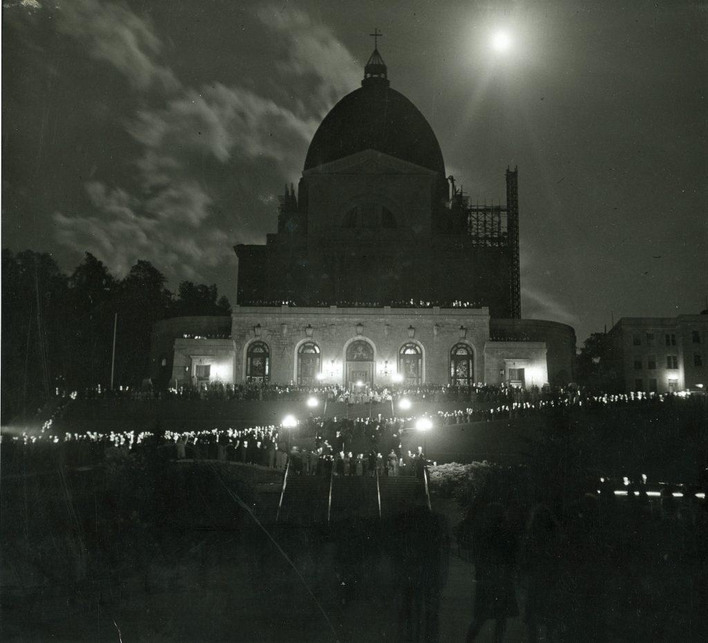 Pèlerinages nocturnes
