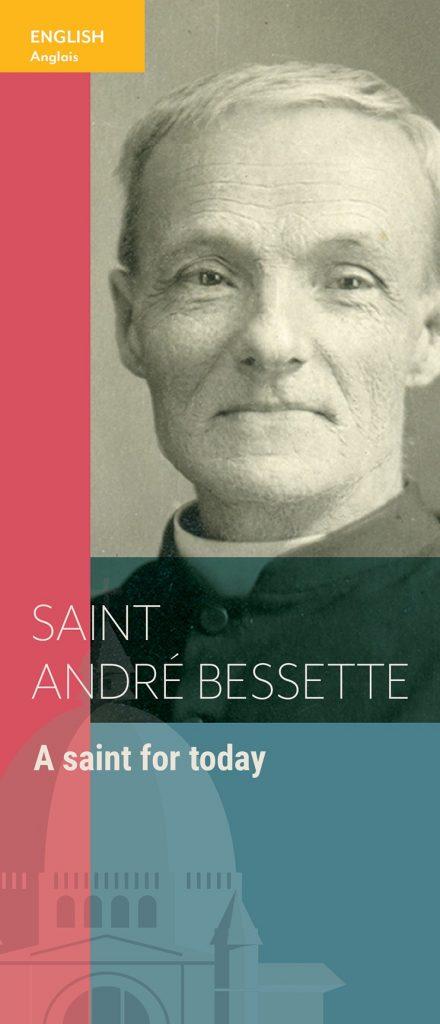 Dépliant saint frère André English