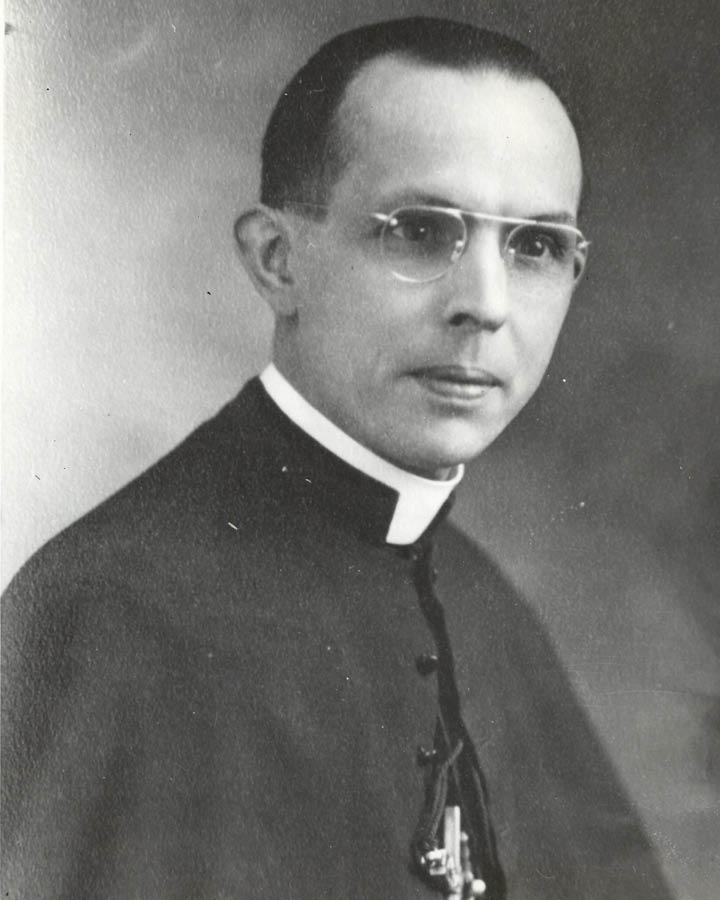 Alfred Laplante, c.s.c.