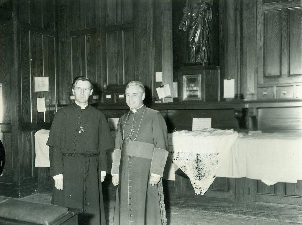 Mgr Paul Grégoire