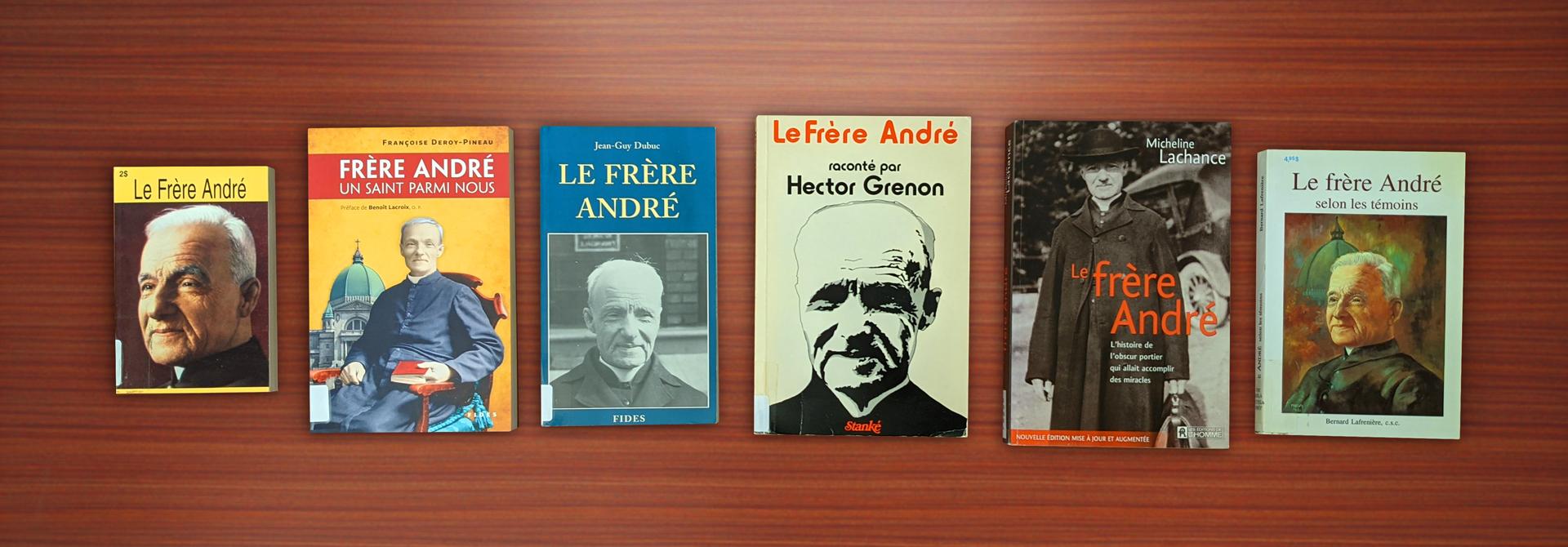 Les biographies sur le frère André
