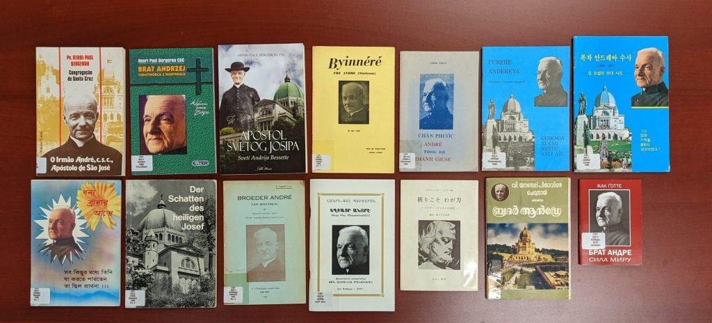 Biographies en diverses langues
