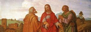 Disciples Emmaüs