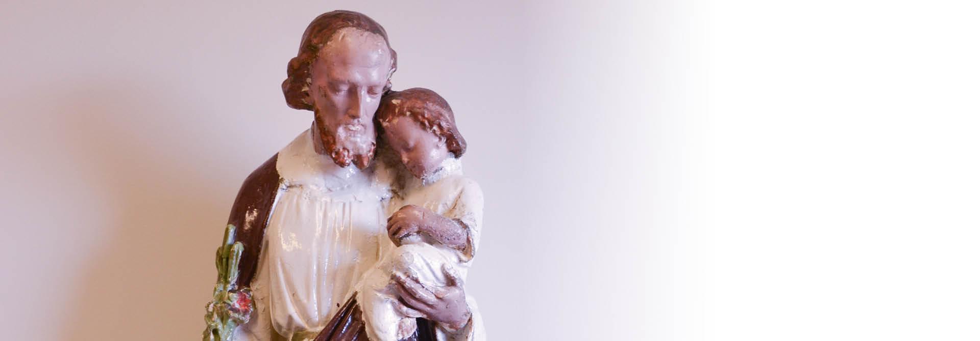 Joseph, modèle du père aimant