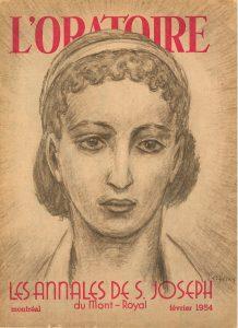 Revue L'Oratoire Février 1954